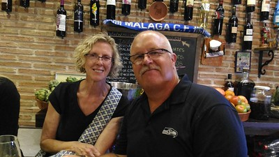 Wine and tapas tour