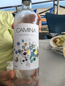Really nice local wine