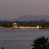 Jag Mandir - Lake Pichola - View from our Room