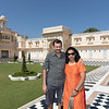 Day 2 -  @ The Oberoi Udaivilas.