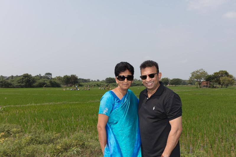 Somewhere on the way to HaridwaraMangalam