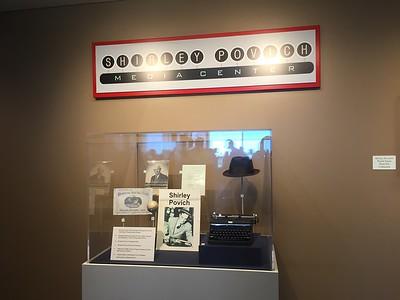 Dedicated to the famous Washington Post sportswriter.