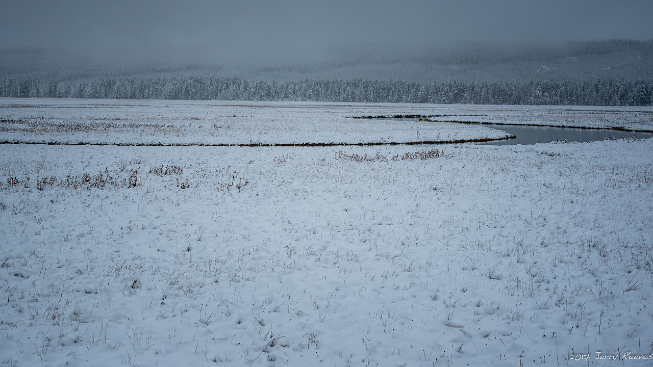 Winter - North Grand Loop