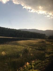 Beautiful Montana lanscape