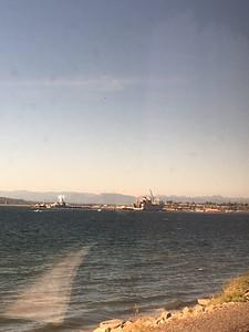 Everett Naval station