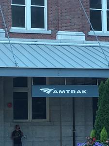 Amtrak!