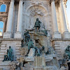 Matthias Fountain - Buda Castle