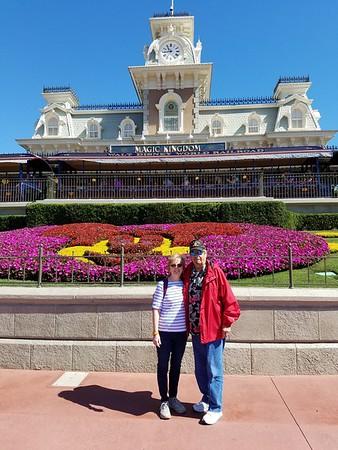 2018 Disney