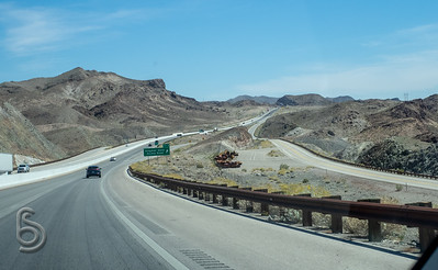 Route 93 to Kingman