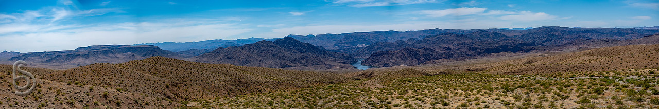 Colorado River from Route 93