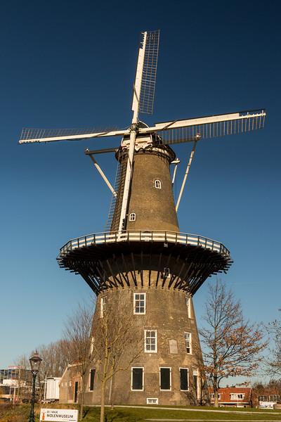 """Windmill """"De Valk"""" (the Falcon)"""