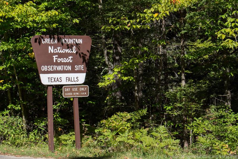 Texas Falls