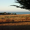 We went to Sea Ranch.  This is the view from our cottage.