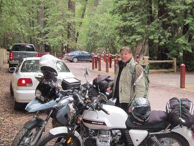 Montgomery Woods State Park, Comptche/Ukiah Road