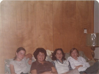 I WISH we had done a re-make of this picture!!! hahahahaha!  I believe this is from 1978!!