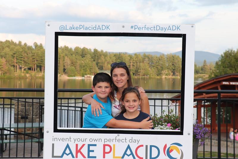 7-30-18 Ausable Chasm/Lake Placid-Mirror Lake