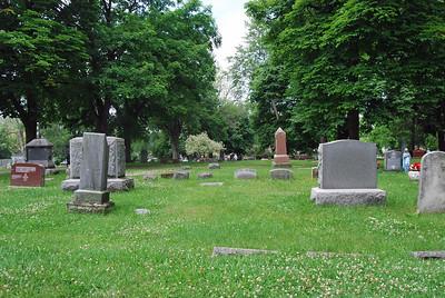 010 Pontiac Michigan Cemetery