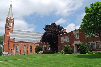 015 St Vincent De Paul Church Pontiac Michigan
