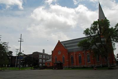 013 St Vincent De Paul Church Pontiac Michigan