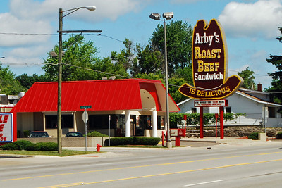 024 Arbys on Telegraph in Pontiac Michigan 2
