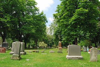 009 Pontiac Michigan Cemetery
