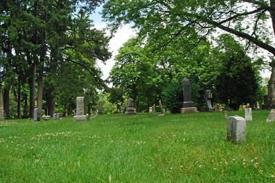 006 Pontiac Michigan Cemetery