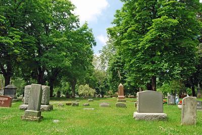 008 Pontiac Michigan Cemetery