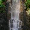 The Eden Project Waterfall