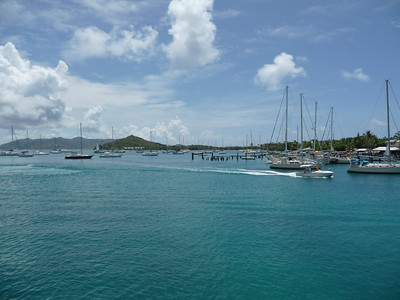 A Day in St. John's Trunk Bay Top 10 Beaches in the World Day 2
