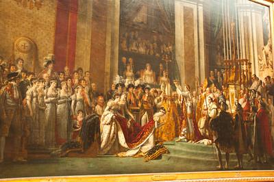 Huge room, Huge Painting