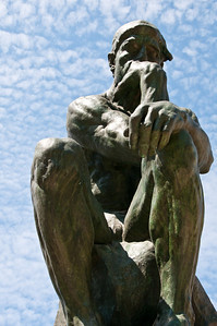 The thinker... who else?