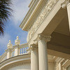 Charleston is huge for destination weddings -- maybe because some historic buildings resemble wedding cake?