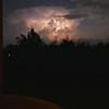 Lightning Storm From The Veranda