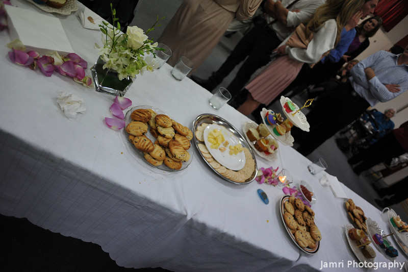 Afternoon Tea.<br /> The main reason to go back to Perth at this time was to attend Tessa and Nathan's wedding. Here's a little bit of the food from the afternoon tea after the ceremony.