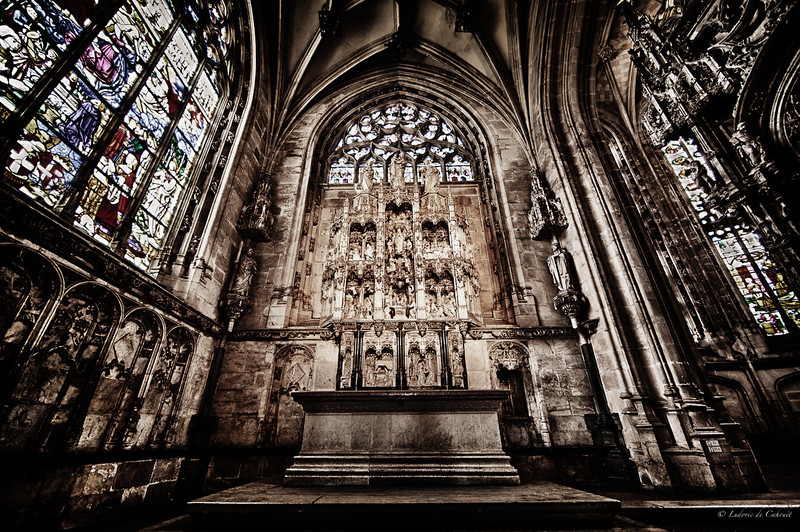 Abbaye Royale de Brou - Bourg en Bresse - Ain - France