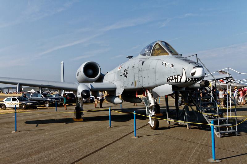 A-10 Thunderbolt II