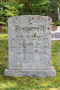 Theodore Roosevelt III Grave