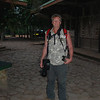 Tim in full gear ready for a full day in Kakum National Park.