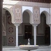 Inside our hotel, La Mamounia, Marrakech.