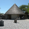 Our Cabin at Okaukuejo Rest Camp, Etosha NP, Namibia