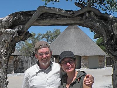 Namibia, Botswana and South Africa Nov 2009