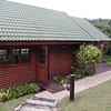 Our chalet at  Thunzi  Bush Lodge.