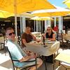 Lunch in Plettenberg Bay.