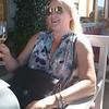 Mel wine tasting at the Delaire Graff estate.