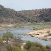 Oliphants River in Kruger NP.