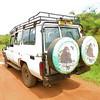 Our transport through Uganda.
