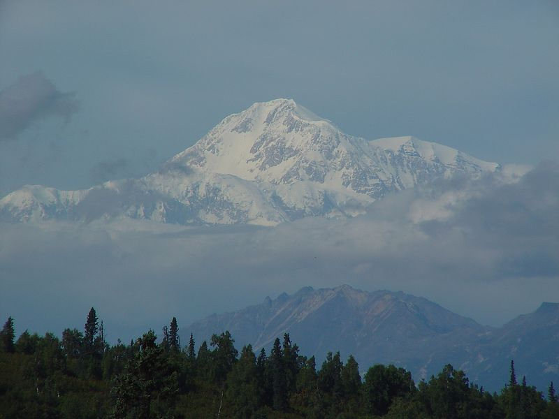 Denali (also known as McKinley)