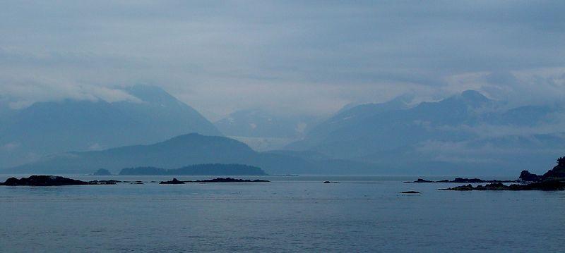 Cold Alaskan waters