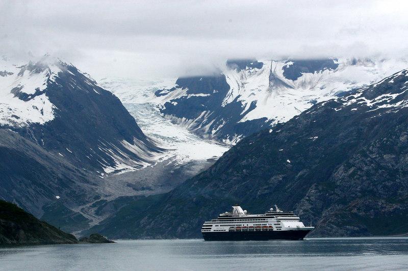 The cruise ship Ryndam