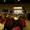 Iditarod banquet on Thursday evening.  All the mushers are at the banquet, so it is a great place to meet everyone.